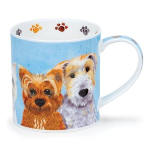 Dunoon Orkney Furry Friends Dog Mug