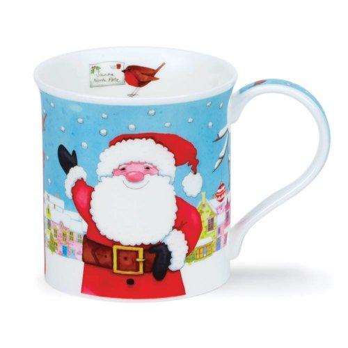 Dunoon Dunoon Bute Christmas Post Santa