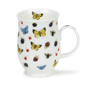 Dunoon Dunoon Suffolk Evesham-Blackberry Mug