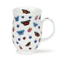 Suffolk Evesham-Raspberry Mug
