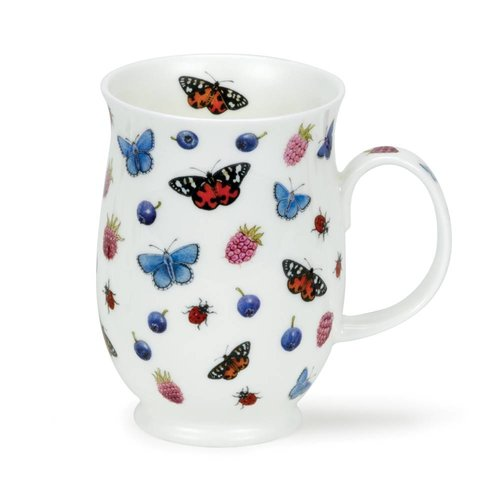 Dunoon Dunoon Suffolk Evesham-Raspberry Mug