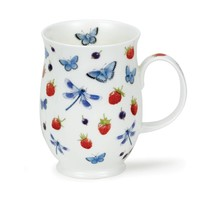 Suffolk Evesham-Strawberry Mug