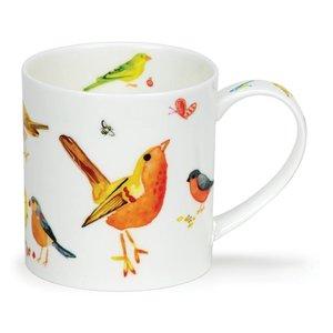 Dunoon Orkney Sweet Tweets Mug