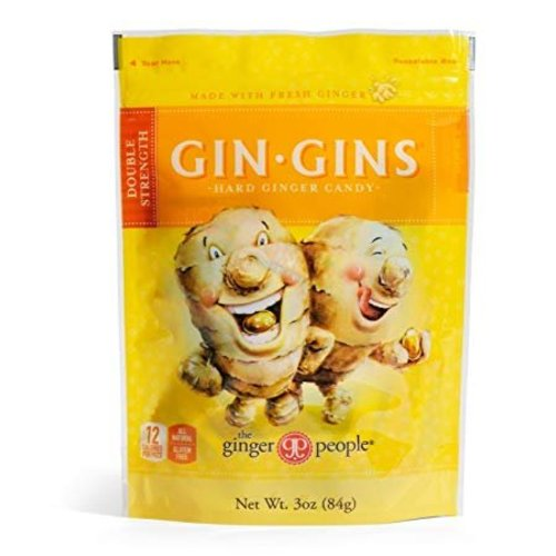 Ginger People Ginger People Gin-Gins Hard Candy