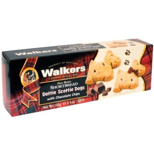 Walker's Shortbread Co. Walkers Dottie Scottie Dogs