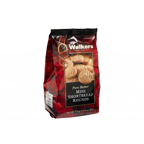 Walker's Shortbread Co. Walkers Mini Shortbread Rounds