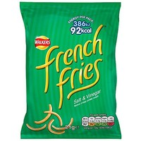 Walkers French Fries Salt and Vinegar