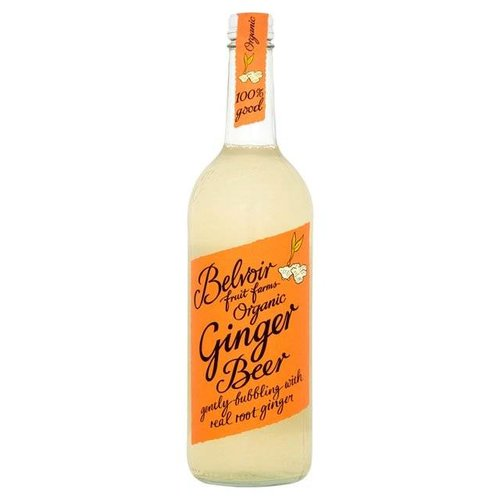 Belvoir Fruit Farms Organic Ginger Beer