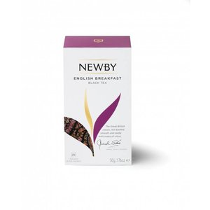 Newby Newby English Breakfast 25ct