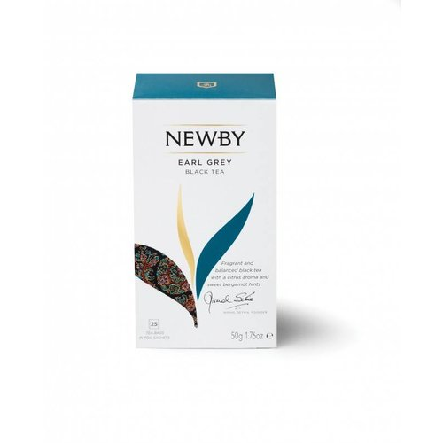 Newby Newby Earl Grey 25ct