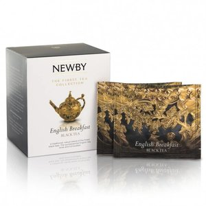 Newby Newby Silken Pyramids English Breakfast