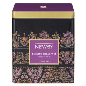 Newby Newby Classic Loose Tea Caddy English Breakfast