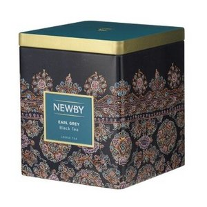 Newby Newby Classic Loose Tea Caddy Earl Grey