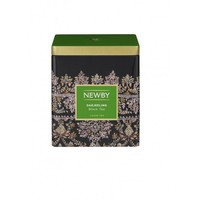 Newby Classic Loose Tea Caddy Darjeeling