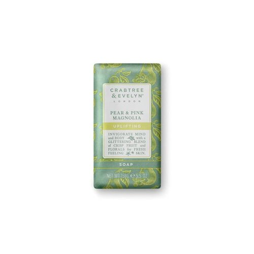 Crabtree & Evelyn C&E Pear and Pink Magnolia Triple Milled Bath Soap