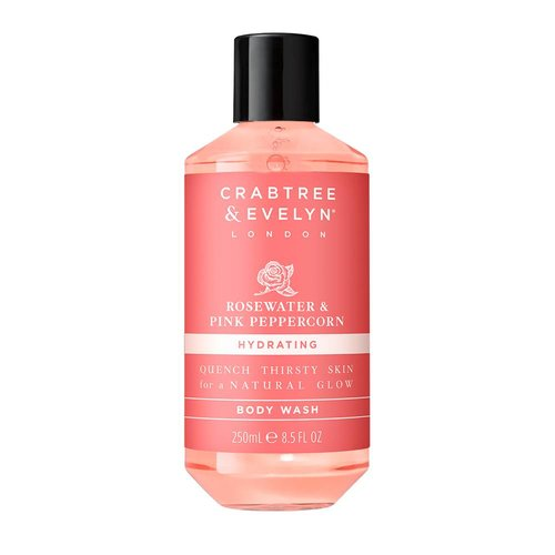 Crabtree & Evelyn C&E Rosewater Pink Peppercorn Body Wash
