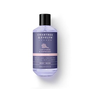 Crabtree & Evelyn C&E Lavender Espresso Bath and Shower Gel