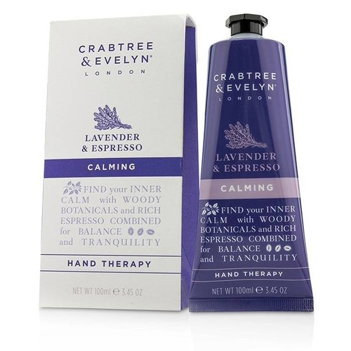 Crabtree & Evelyn C&E Lavender Espresso Hand Therapy 100mL