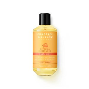 Crabtree & Evelyn C&E Citron Coriander Body Wash