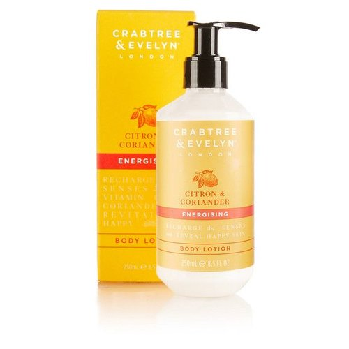 Crabtree & Evelyn C&E Citron Coriander Body Lotion