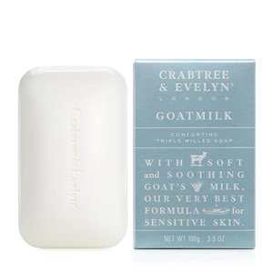 Crabtree & Evelyn C&E Goatmilk Triple Milled Soap Single