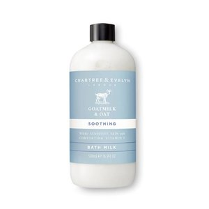 Crabtree & Evelyn C&E Goatmilk Bath Milk