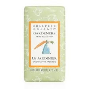 Crabtree & Evelyn C&E Gardeners Triple-Milled Soap