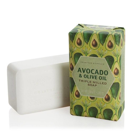 Crabtree & Evelyn C&E Avocado Olive Oil Soap