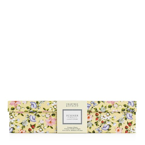 Crabtree & Evelyn C&E Summer Hill Drawer Liners