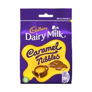 Cadbury Cadbury Caramel Nibbles