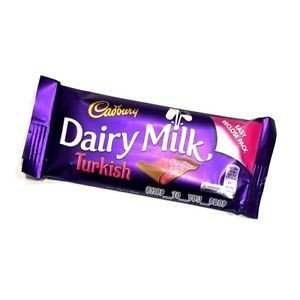 Cadbury Cadbury Dairy Milk Turkish Bar 47g