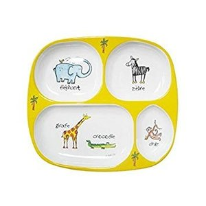 Baby Cie TV Tray Melamine Jungle Animals