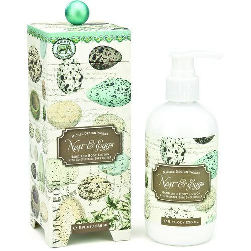 Michel Design Works Nest & Eggs Lotion