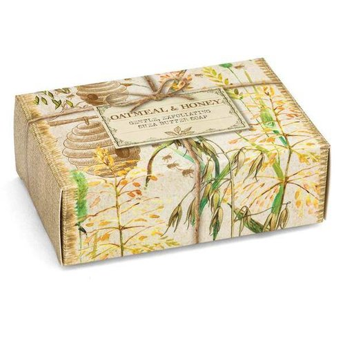 Michel Design Works Michel Oatmeal & Honey 4.5 oz. Boxed Soap