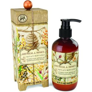 Michel Design Works Michel Oatmeal & Honey Lotion