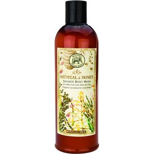 Michel Design Works Michel Oatmeal & Honey Shower Body Wash