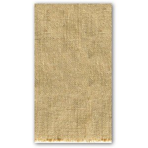 Michel Design Works Burlap Hostess Napkin