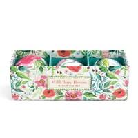 Wild Berry Blossom Bath Bomb Set