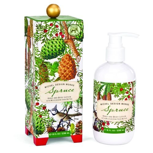Michel Design Works Spruce Lotion
