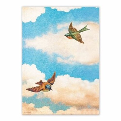 Michel Design Works Cloud Nine Kitchen Towel