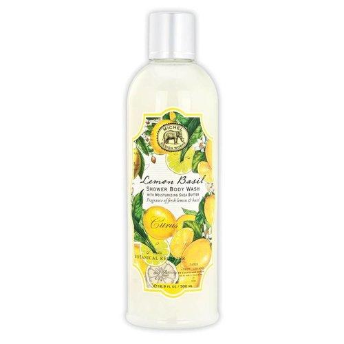 Michel Design Works Michel Lemon Basil Shower Body Wash