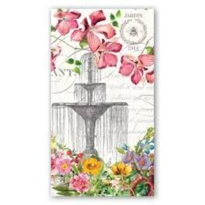 Michel Design Works Michel In the Garden Hostess Napkin