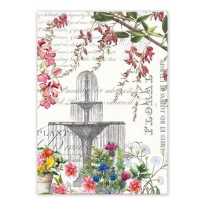 Michel Design Works In the Garden Kitchen Towel