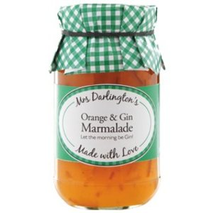 Mrs. Darlington's Mrs Darlington's Orange  Marmalade with Gin