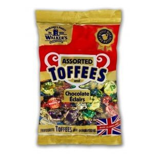 Walkers Nonsuch Walkers' Nonsuch Family Bag Assorted Toffee