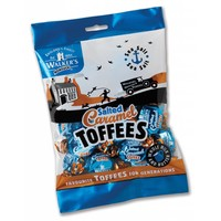 Walkers Nonsuch Salted Caramel Toffee Bag