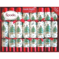 Robin Reed Spode Crackers - 8 Count