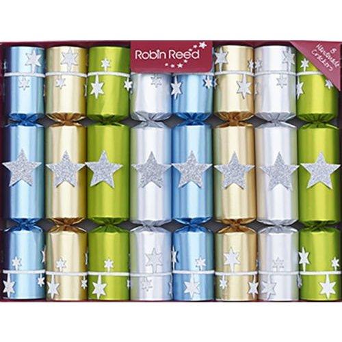 Robin Reed Robin Reed Super Glitter Stars 8 count