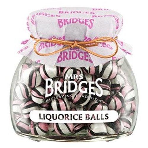 Mrs. Bridges Mrs. Bridges Liquorice Balls Jar