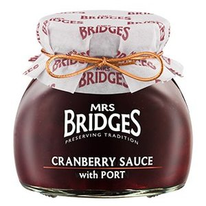 Mrs. Bridges Mrs. Bridges Cranberry Sauce with Port